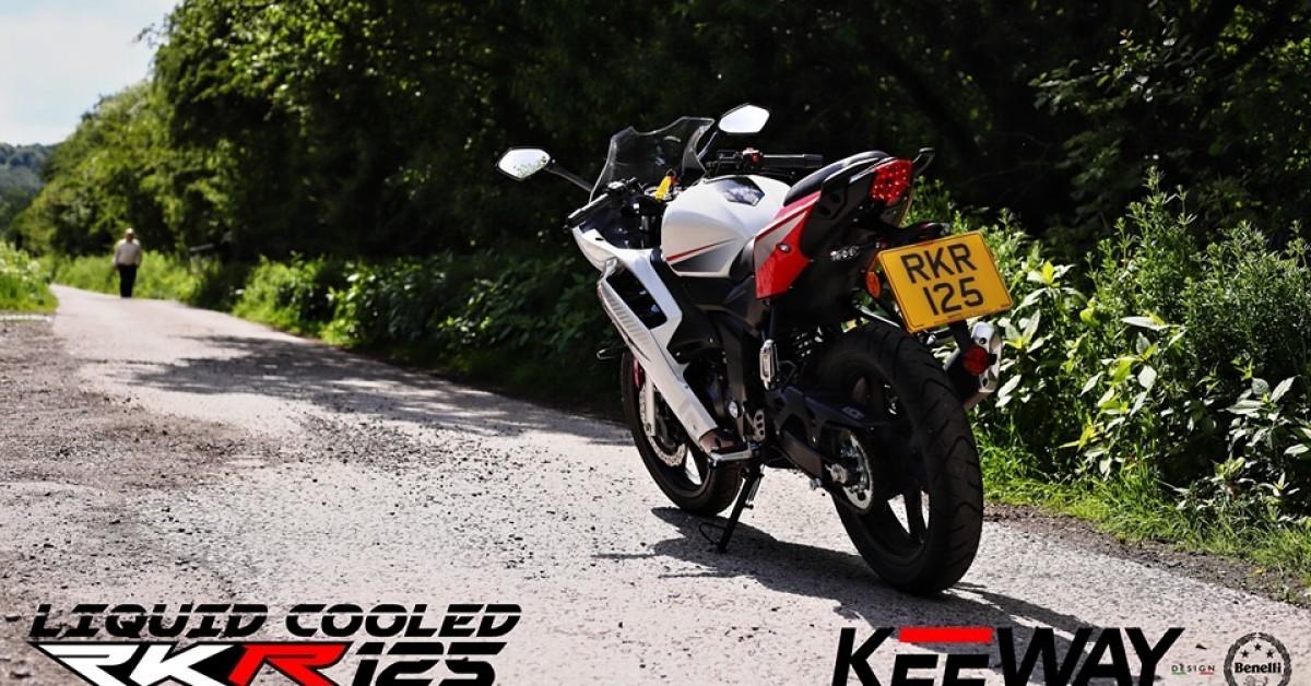 Keeway RKR 125