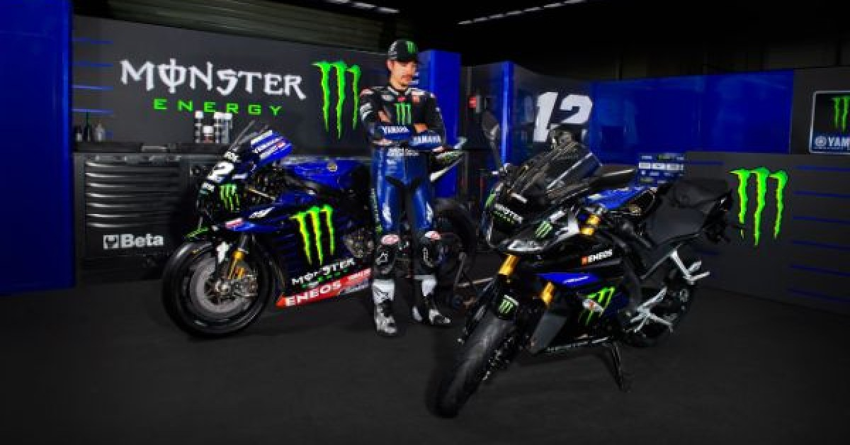 Unleashing a new level with the YZF-R125 Monster Energy Yamaha MotoGP Edition