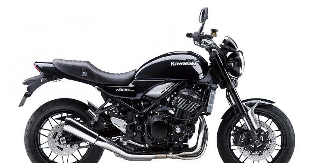 Just released ready for the new 69 registartion 2020 Kawasaki Z900 RS & Z900 RS Cafe