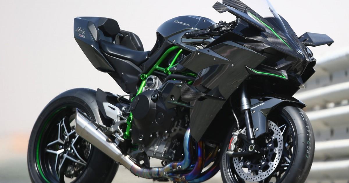 Kawasaki #NinjaH2 / #H2R