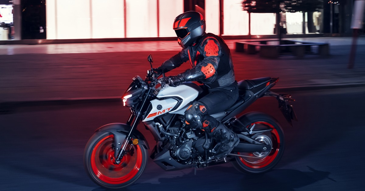 Wigan Yamaha give you the all new 2020 MT-03