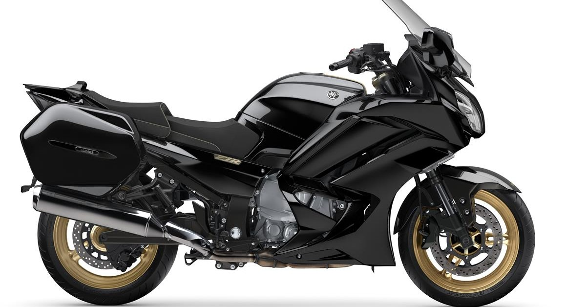 Wigan Yamaha reveal the FJR1300 Ultimate Edition