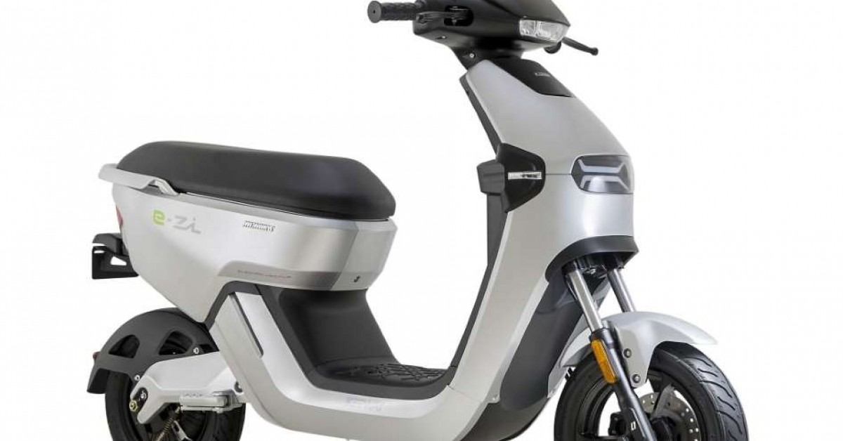 Keeway Electric scooter