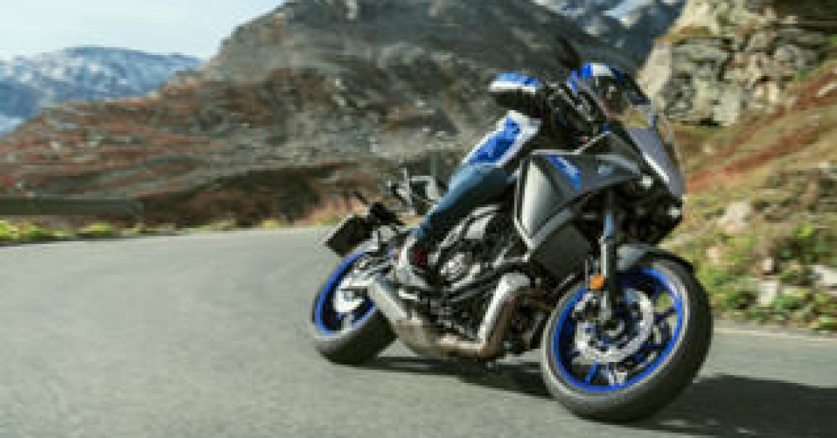 All new Tracer 700 Due March 2020 at Chorley Yamaha