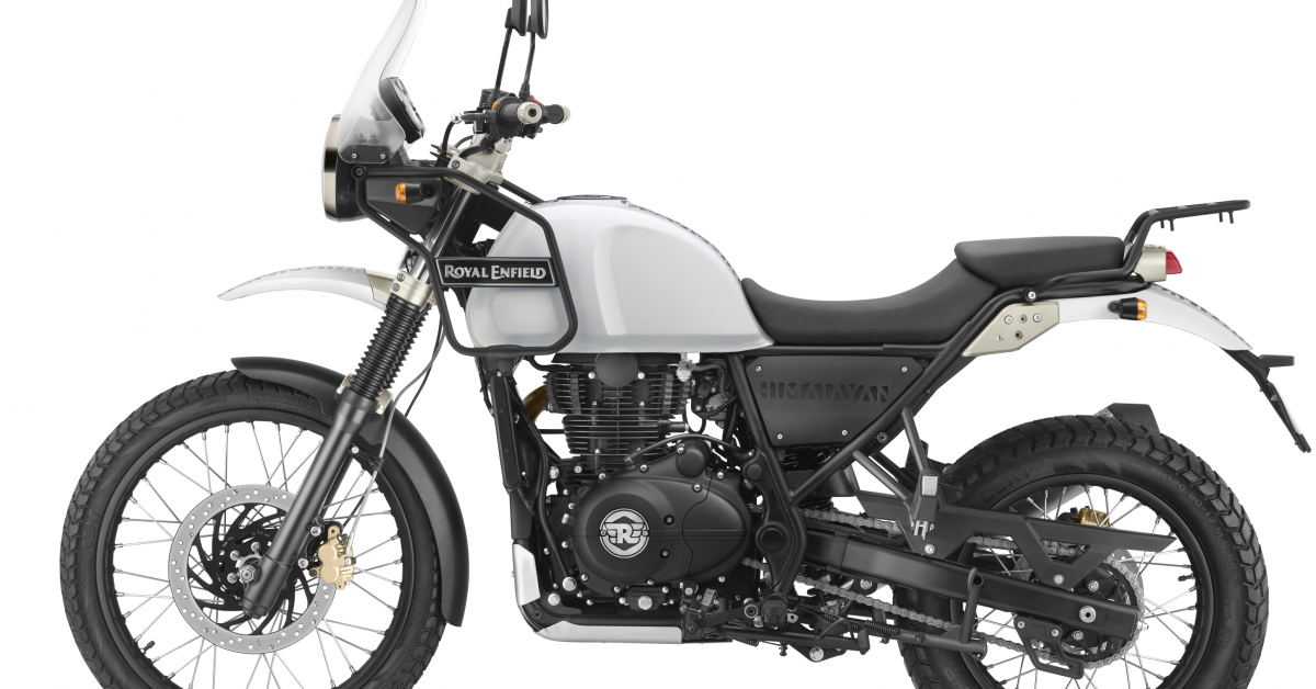 Royal Enfield Himalayan Test Review by MrDarcy & the Ol'Man