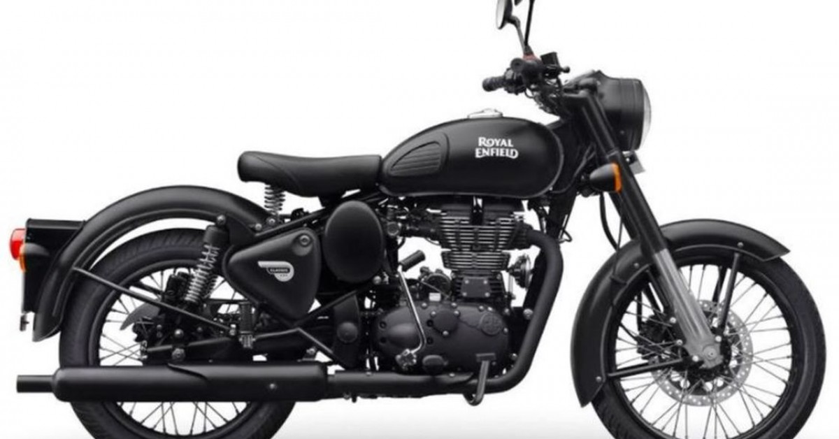 Royal Enfield Celebrate the Dark