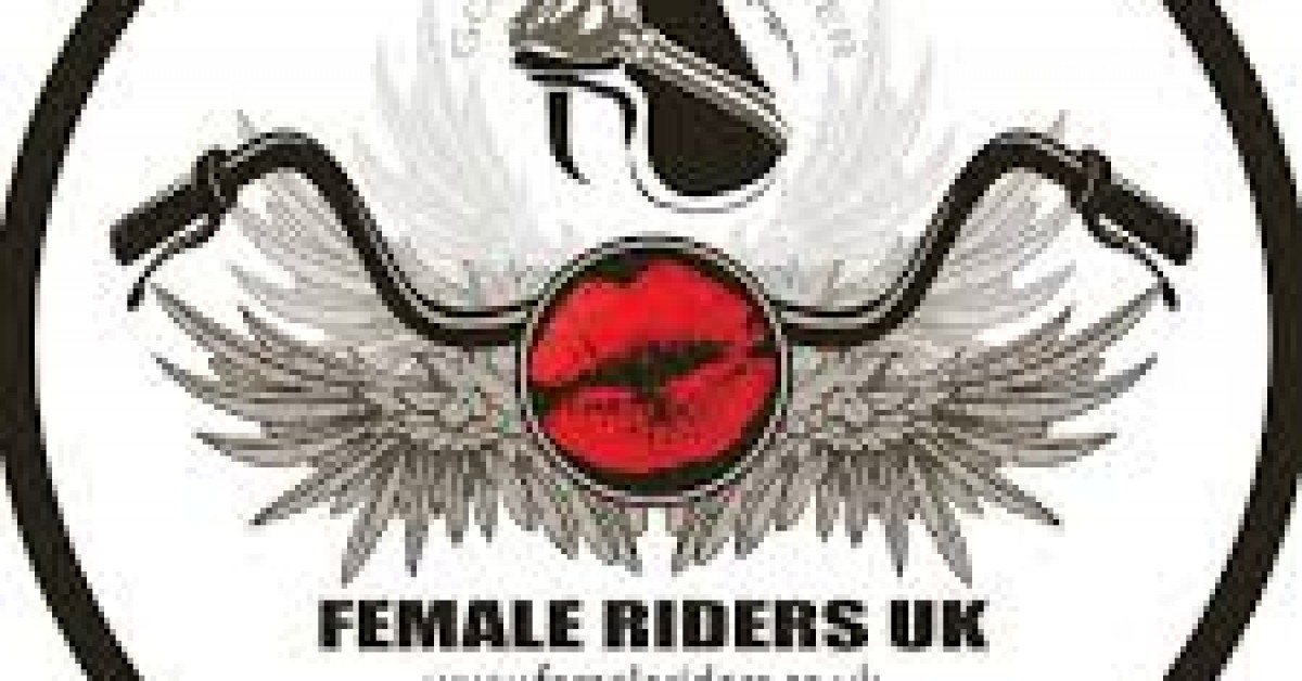 Female Riders UK National Ride Out, Coffee, Cake And Chat