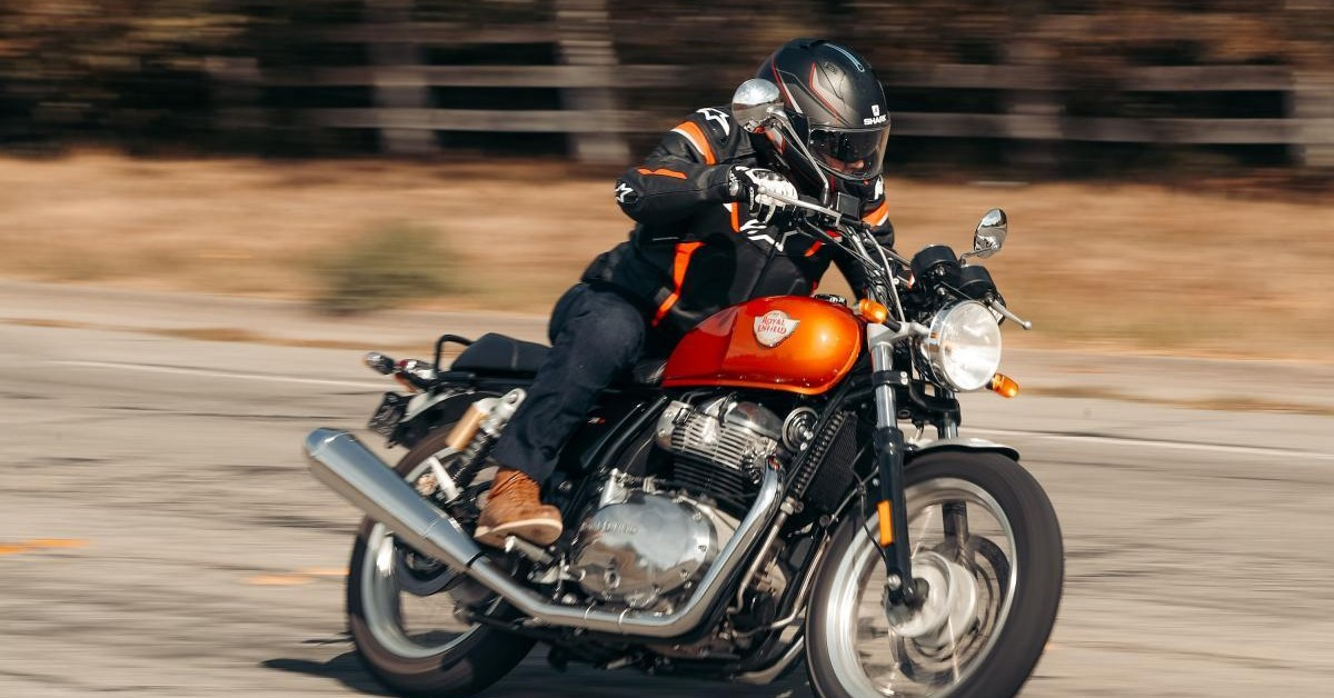 THE UK'S BEST-SELLING MOTORCYCLE LAST MONTH WAS A ROYAL ENFIELD!