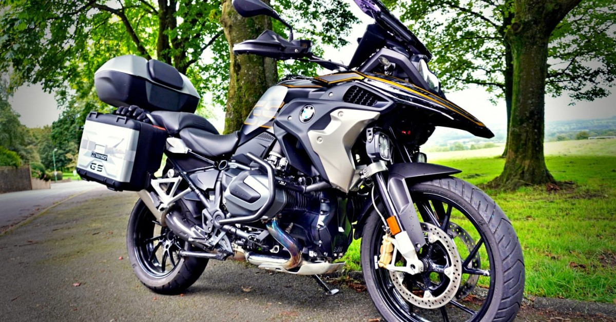 Another Stunning Used Motorcycle, BMW R1250GS TE EXCLUSIVE