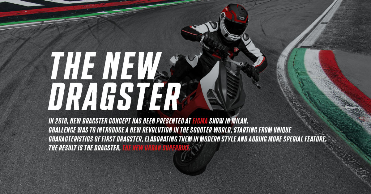The latest news on the new Italjet Dragster and when can we expect it