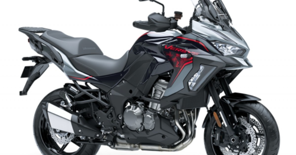 2021 Kawasaki Versys 1000 announcement