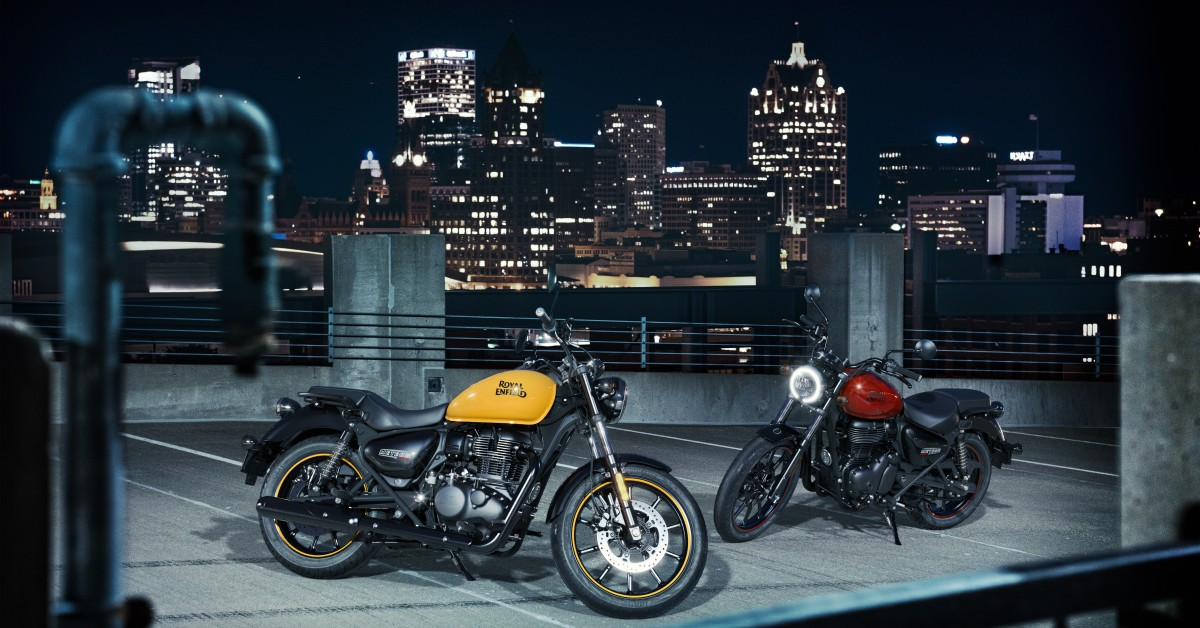 Royal Enfield launches the all-new Meteor 350