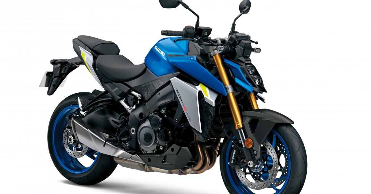 Suzuki announces New 2021 GSX-S1000
