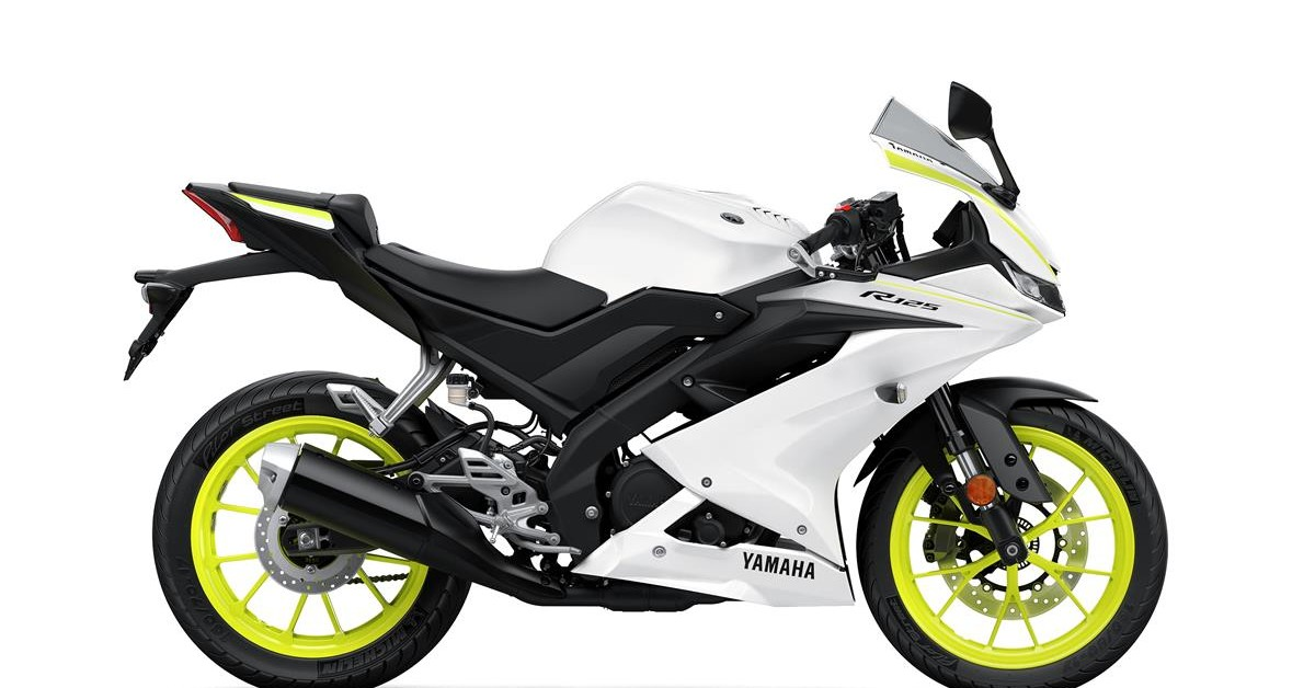 The All New YZFR125 NOW IN STOCK at Wigan Yamaha