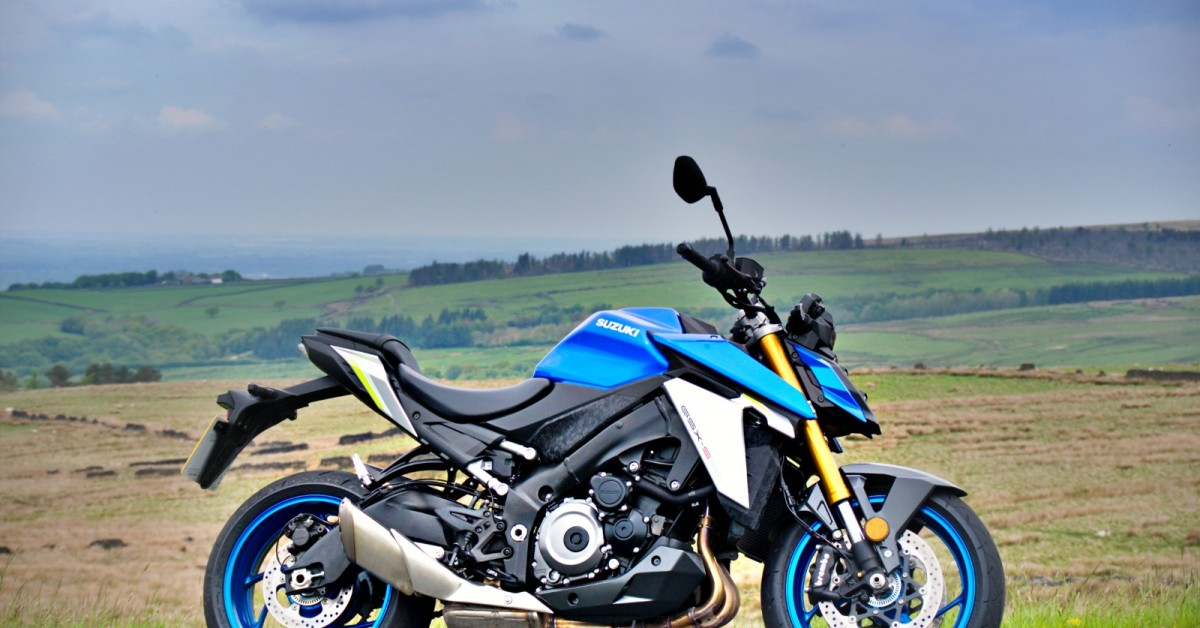 Suzuki has not only given the new GSX-S1000