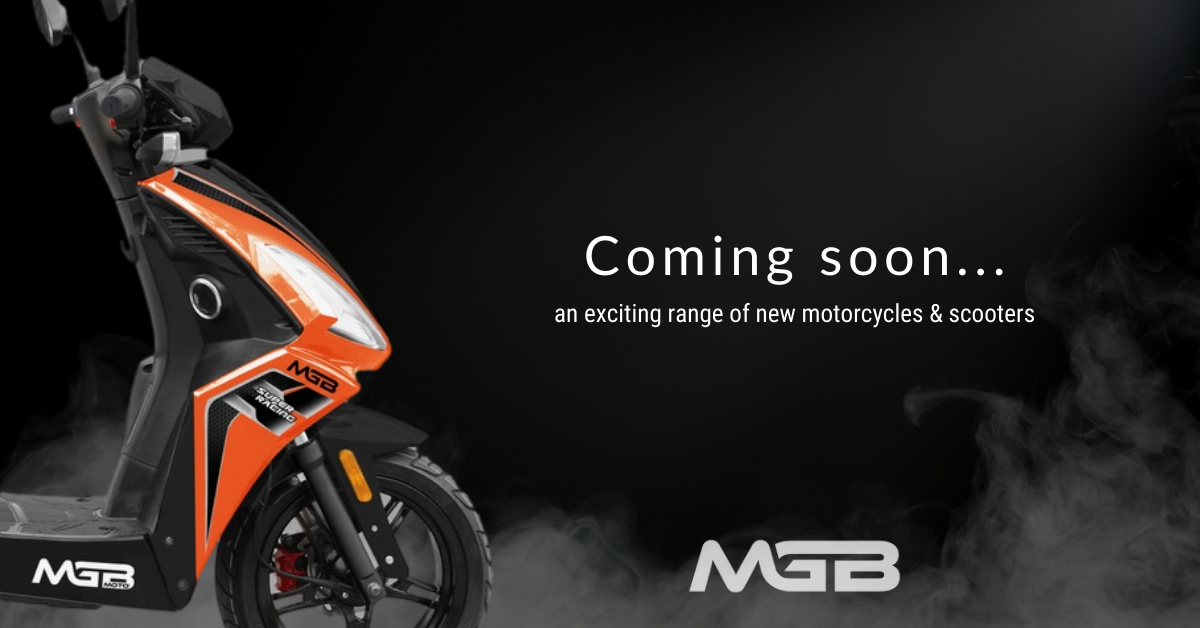 MGB Motorcycles & Scooters