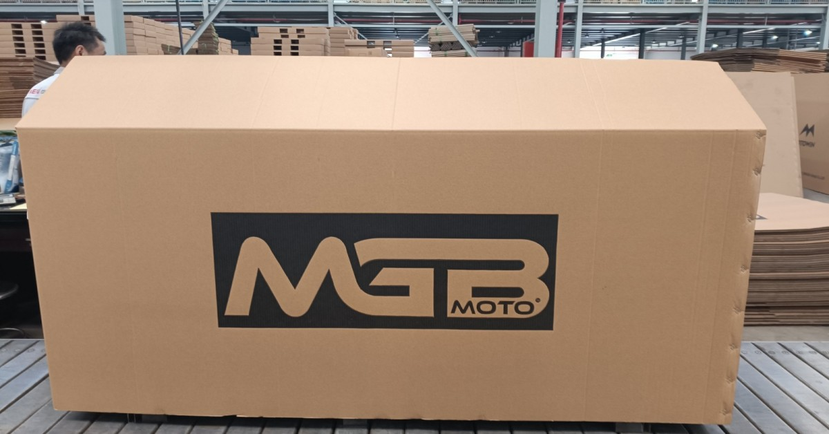 Behind the scenes with the new brand from MotoGB - MGB