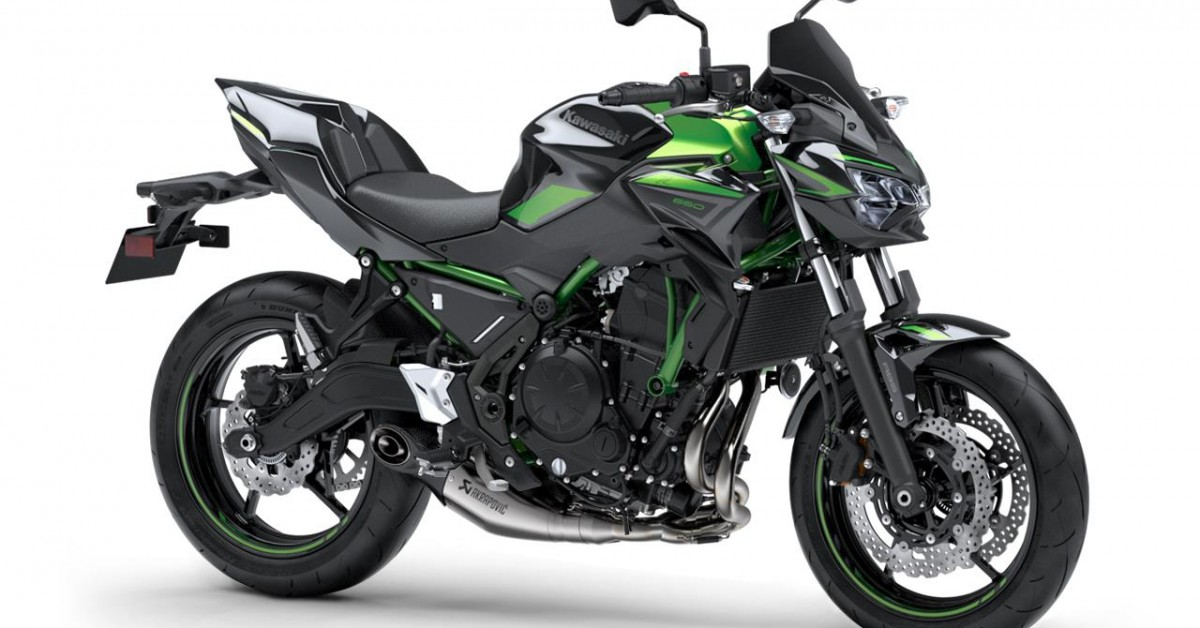 Z650 energized for 2022 with World Champion seal of approval