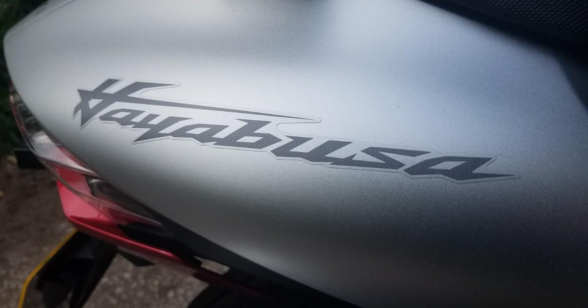 2021 Suzuki GSXR 1300 Hayabusa