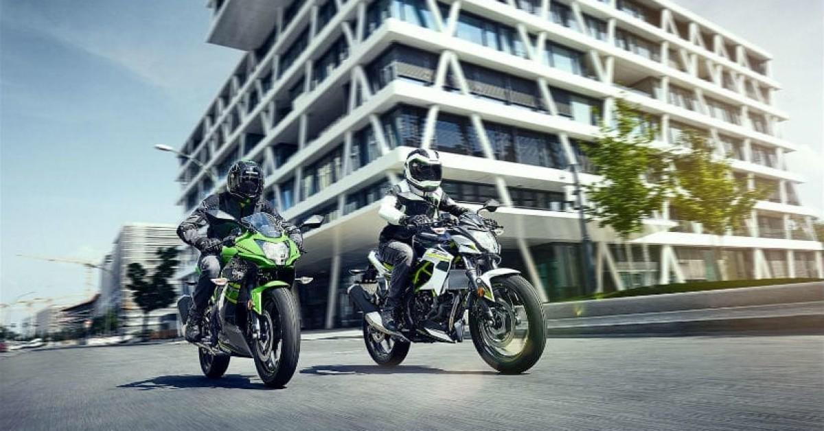 Kawasaki Launch Ninja 125 & Z125