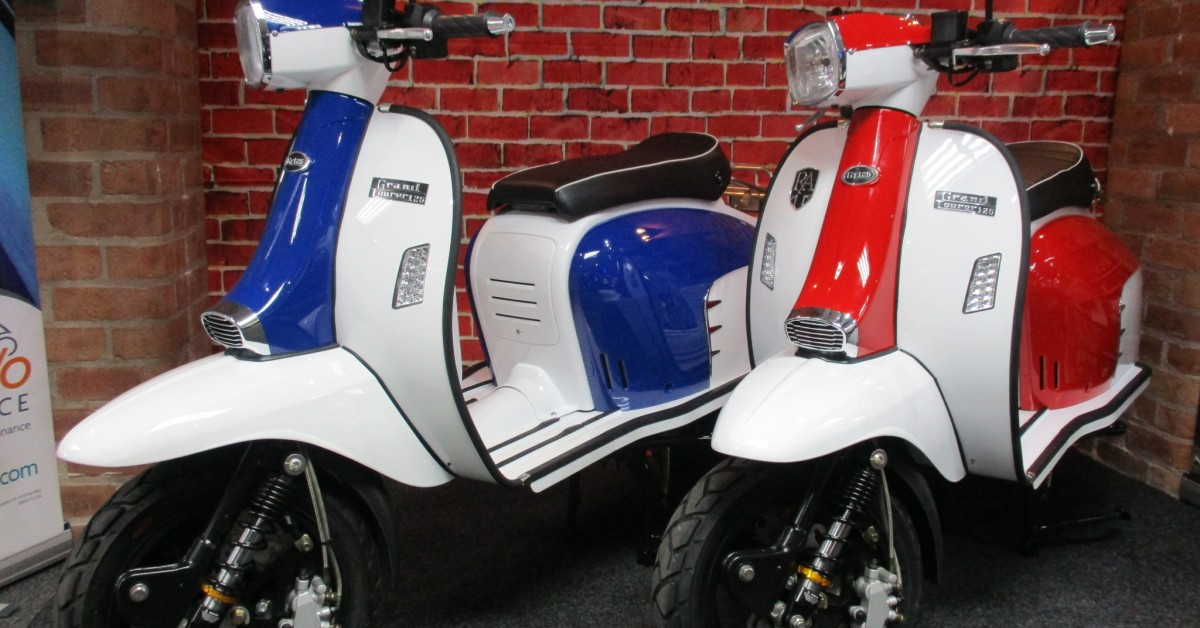 Royal Alloy GT125 AC