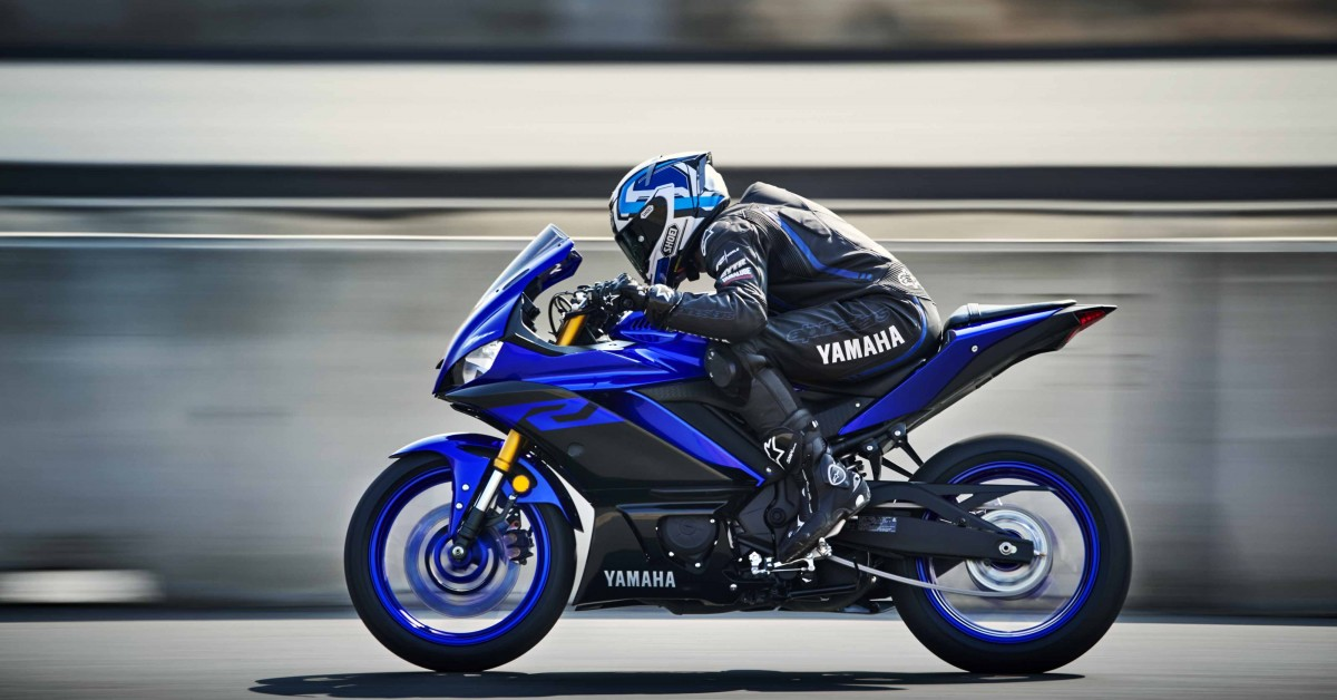 All new and updated Yamaha YZF-R3 with Chorley Yamaha