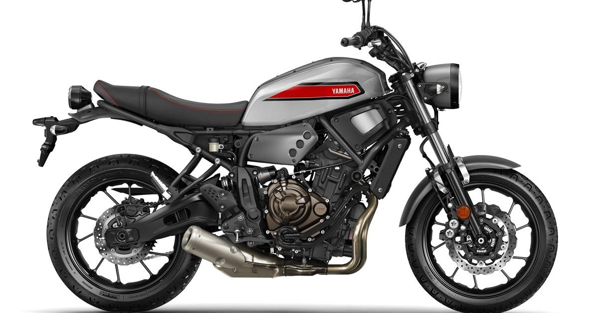 Wigan Yamaha launch New Vintage colours for the 2019 XSR900 and XSR700