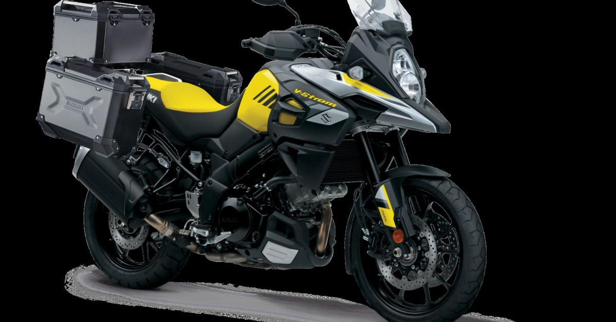 Suzuki Adds Even more Value to the Already excellent V-Strom Range.