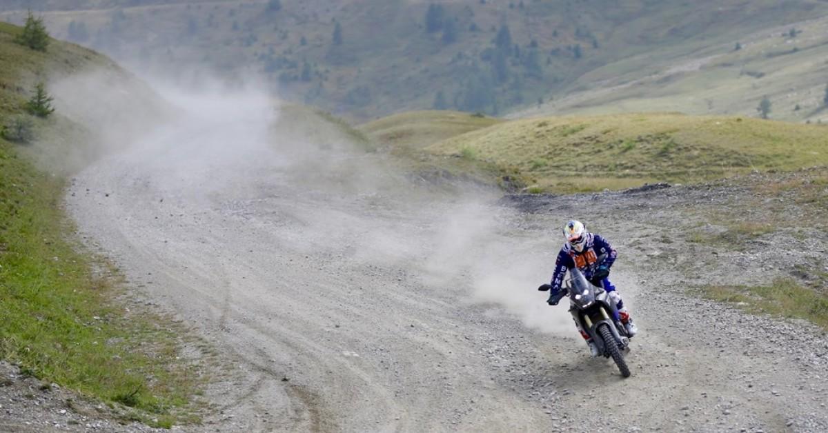 2018 Ténéré 700 World Raid Tackles Europe with Wigan Yamaha