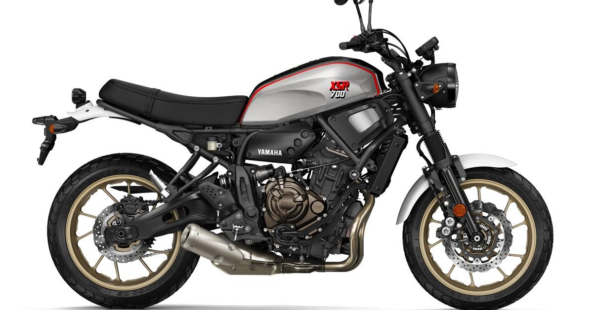 Wigan Yamaha announce the New XSR700 XTribute: Yamaha's retro Faster Sons scrambler