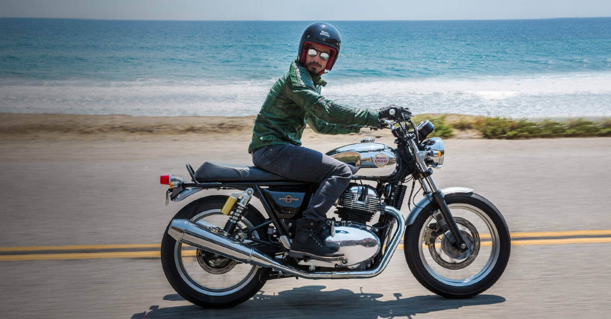 Royal Enfield Interceptor 650 Twin - Review