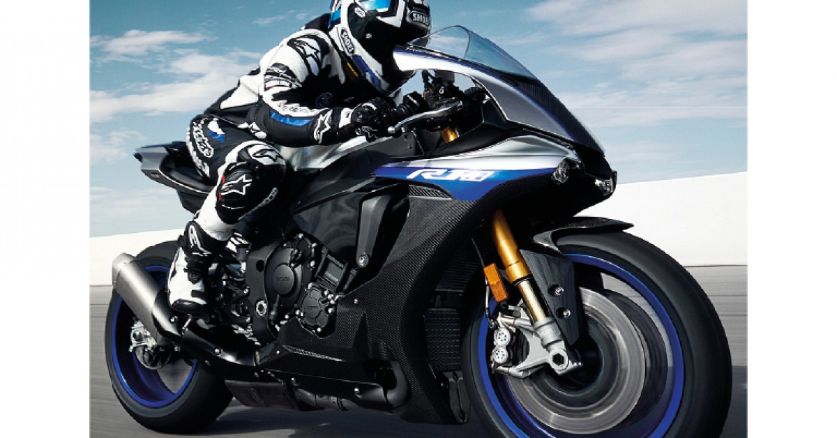 2019 YZF-R1M Revervation System open at chorley yamaha