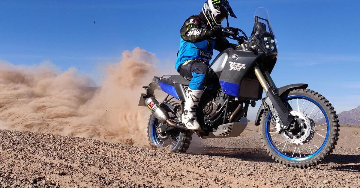 Tenere 700 T7 Coming Soon to Wigan Yamaha