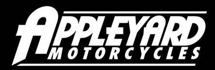 Appleyard Motorcycles at Keighley