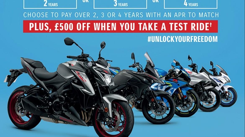 July - September Suzuki Offers