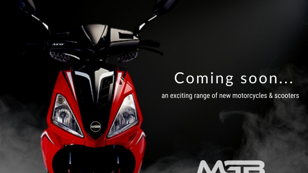 MGB teaser for a new Scooter and bike launch mid September 2021