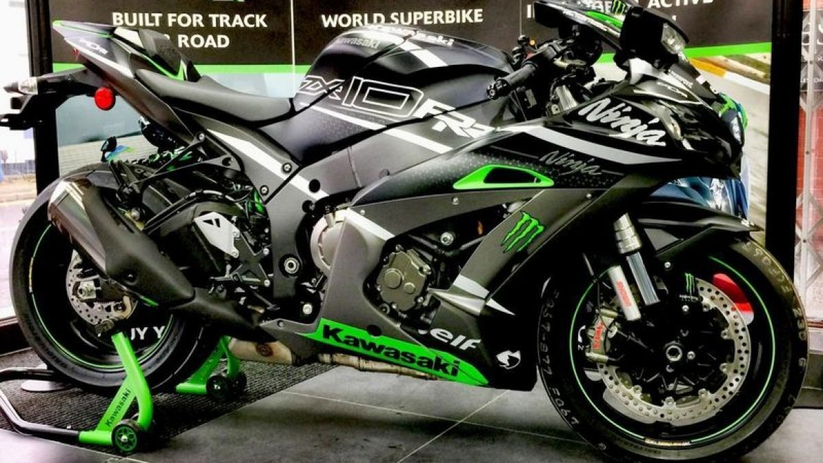 Ninja ZX10R SE offer Now only £14999