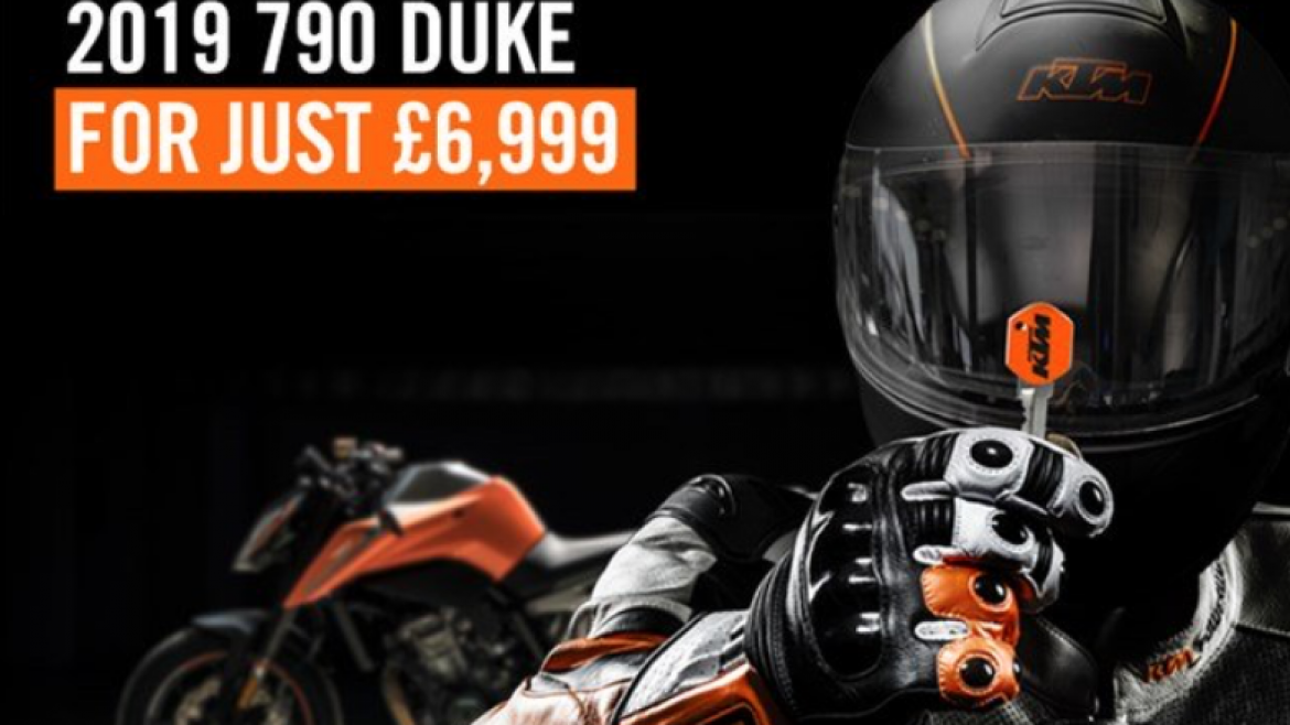 CORNERS HAVE NO HOPE WITH 2019 KTM 790 DUKE MODELS AVAILABLE AT SENSATIONAL NEW PROMOTIONAL PRICE