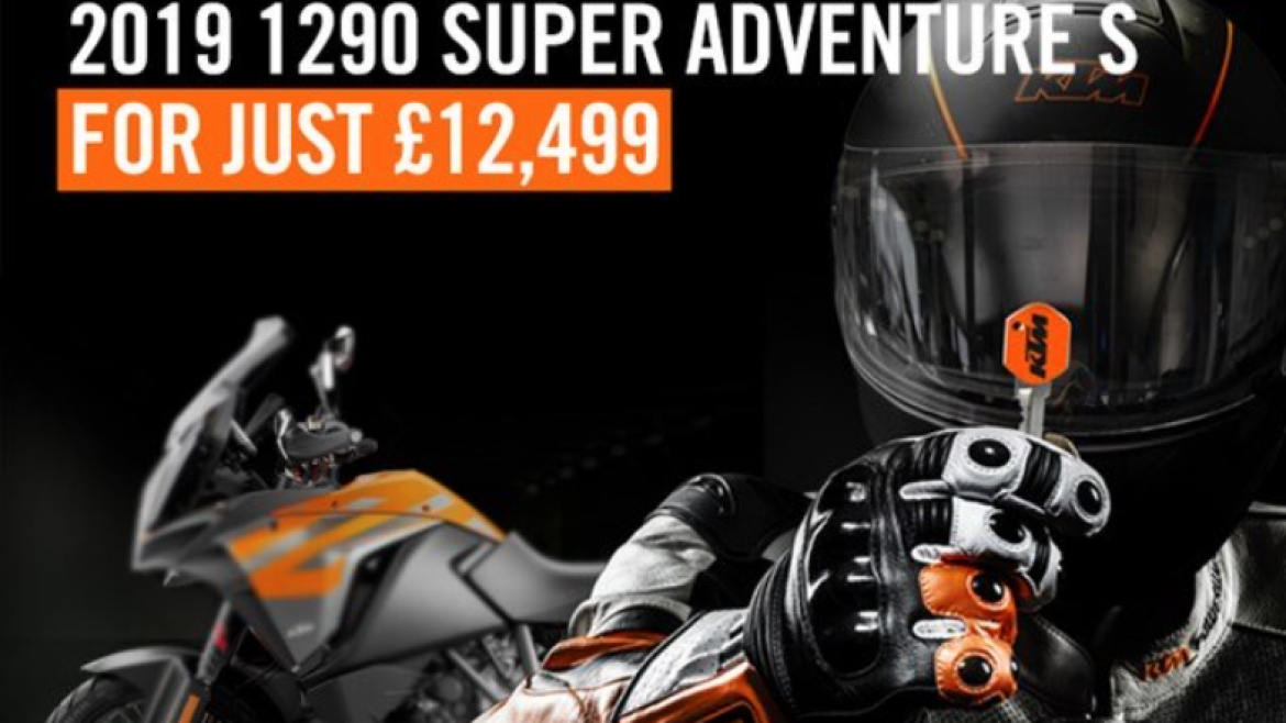 KTM 1290 Super Adventure S2 **get more adventure**
