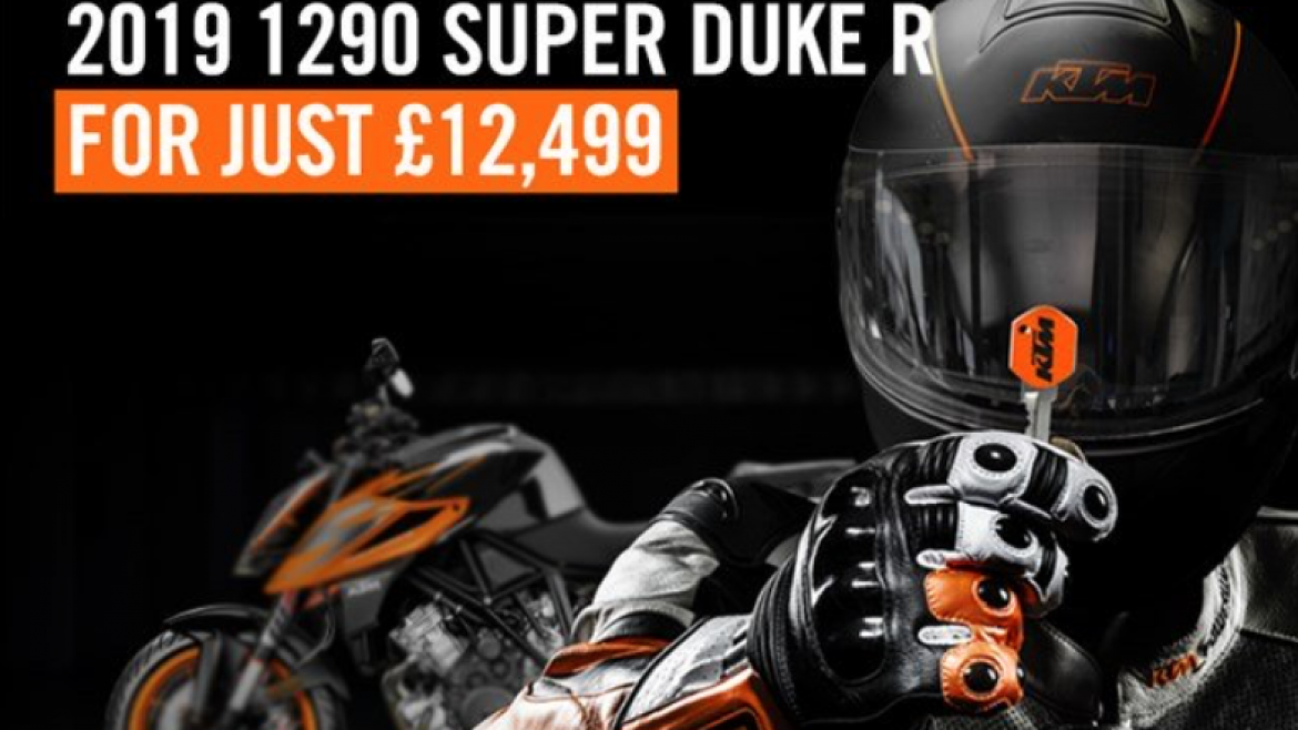 1290 SUPER DUKE R: FEAST ON THE BEAST
