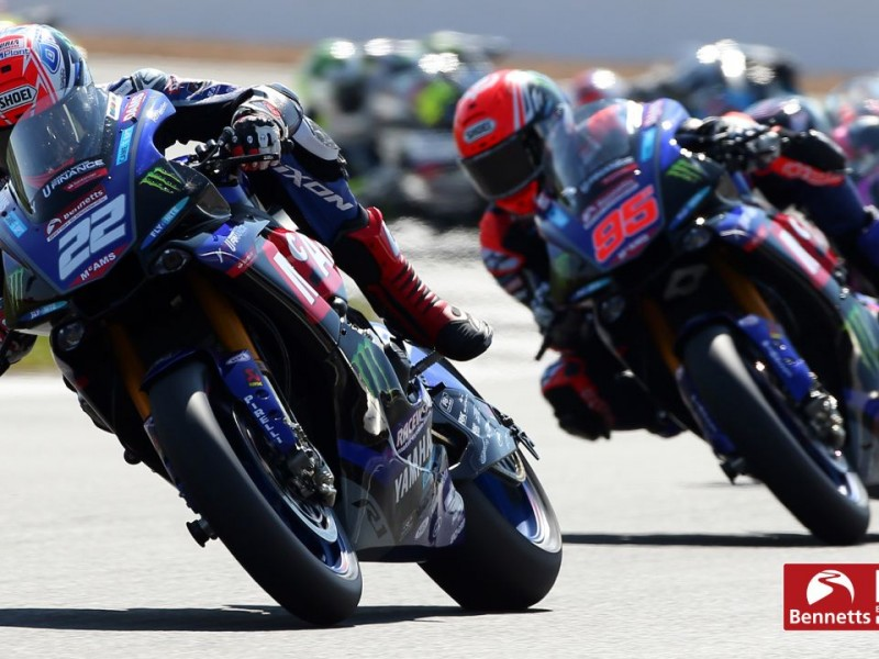 10th April until 12th April For The first round of 2020 British Superbike Championship at Silverstone