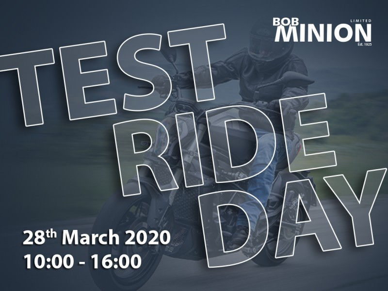 Test Ride Day
