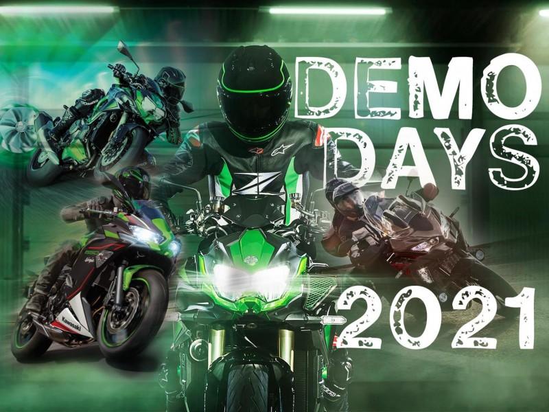 Kawasaki Demo Tour