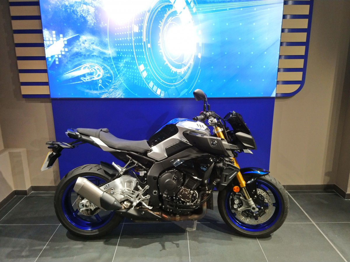 Yamaha MT-10 SP 2017