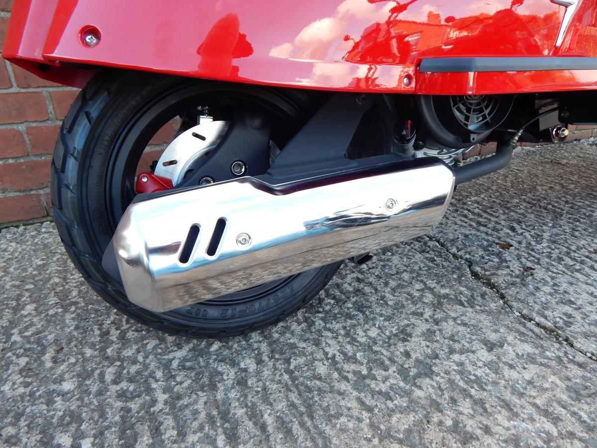 ROYAL ALLOY GT 125i 2021