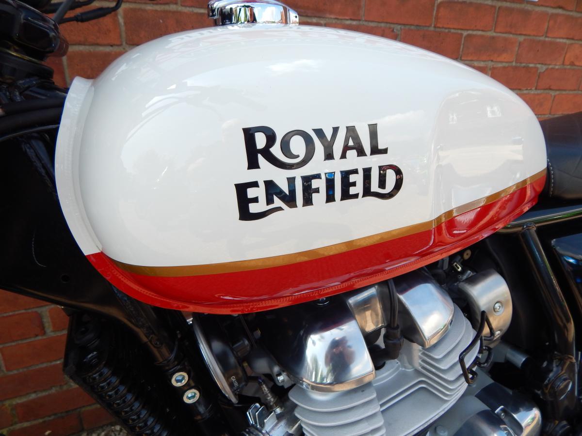 ROYAL ENFIELD INTERCEPTOR INT 650 2020