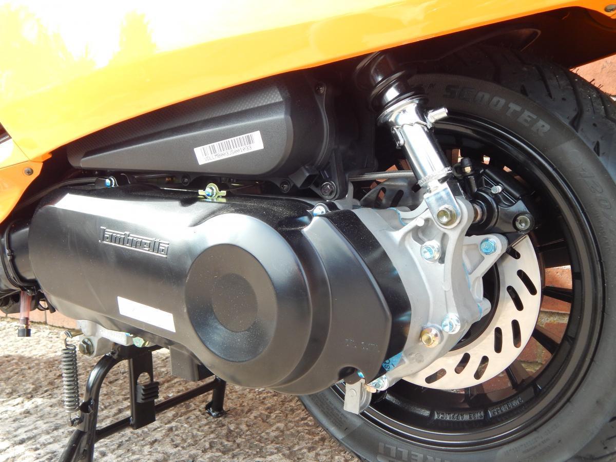 Lambretta V SPECIAL 125 2019