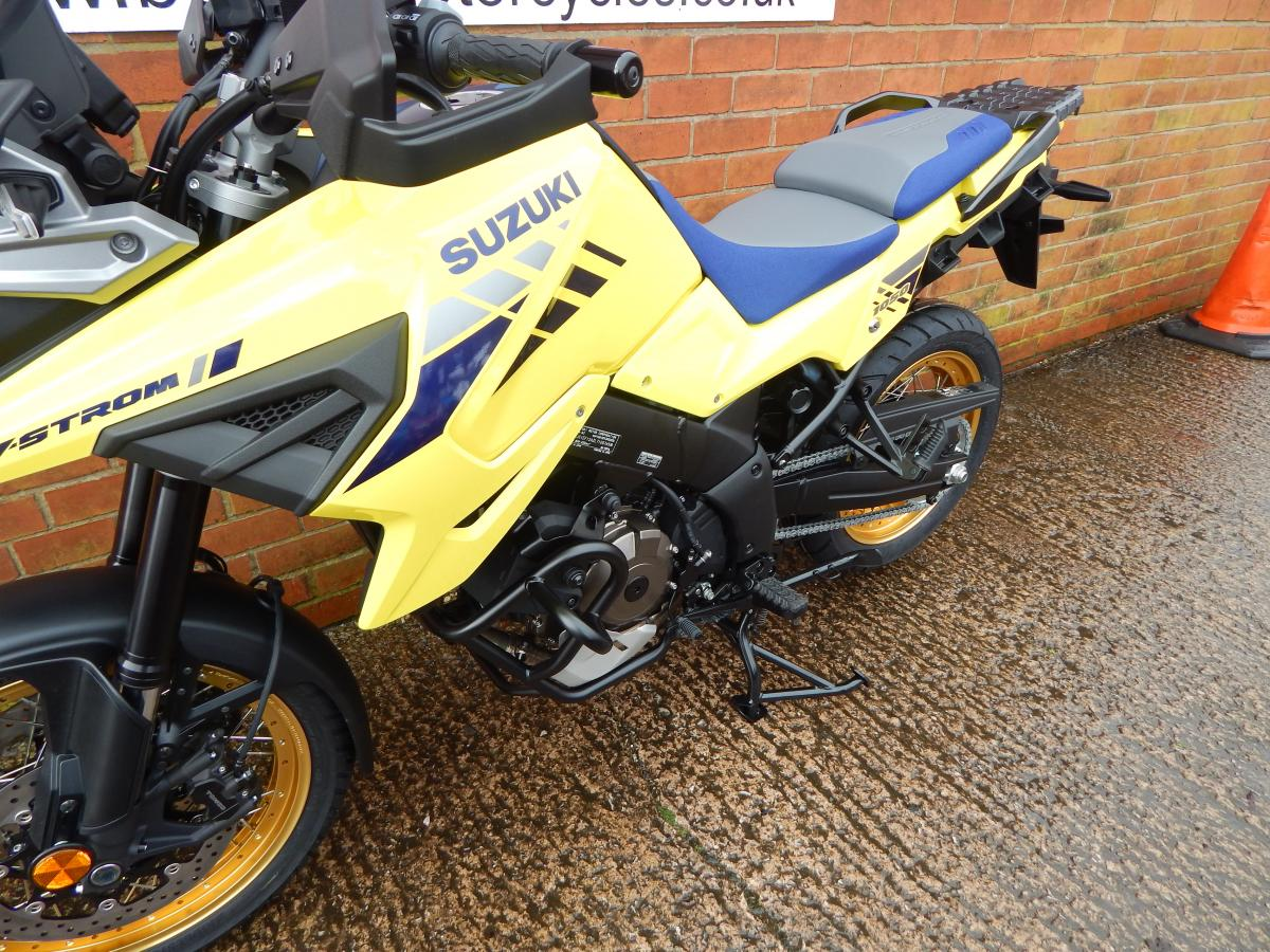 2020 Suzuki DL1050XT V-STROM