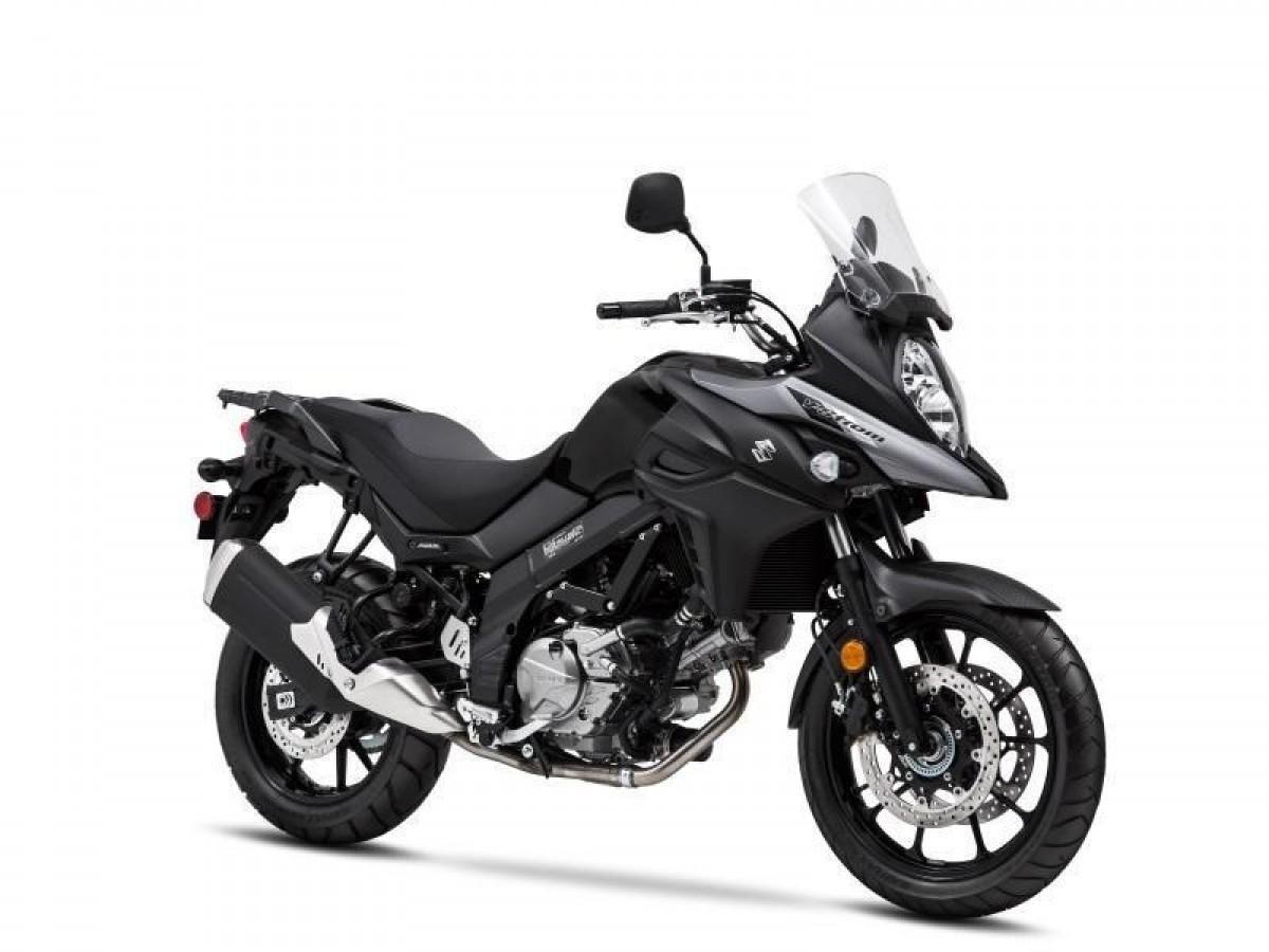 Suzuki DL650 2021
