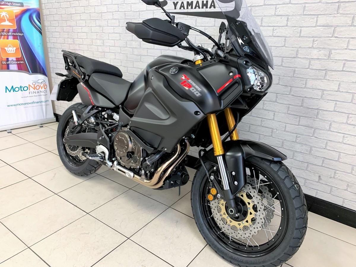 2020 Yamaha XT1200ZE SUPER TENERE
